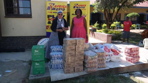 Missionaries of Charity Donation